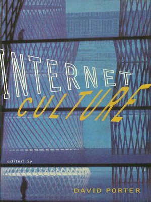 cover image of Internet Culture