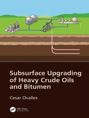 cover image of Subsurface Upgrading of Heavy Crude Oils and Bitumen