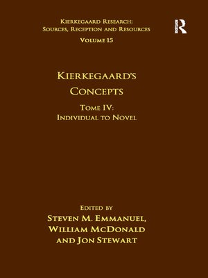 cover image of Volume 15, Tome IV