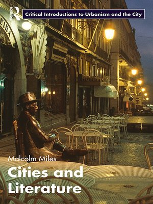 cover image of Cities and Literature