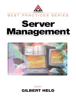 cover image of Server Management
