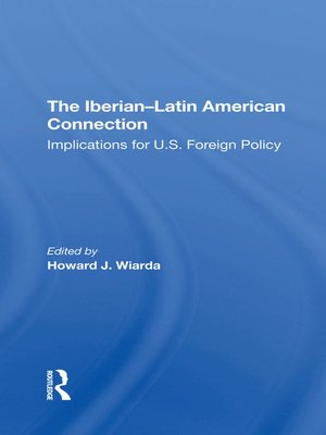 cover image of The Iberian-latin American Connection
