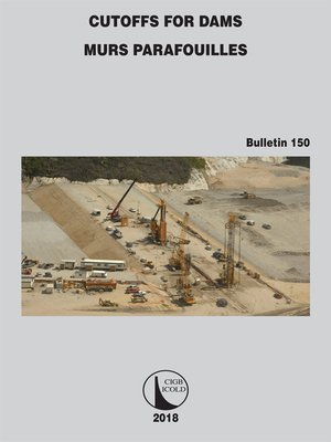 cover image of Cutoffs for Dams