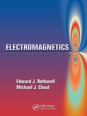 cover image of Electromagnetics