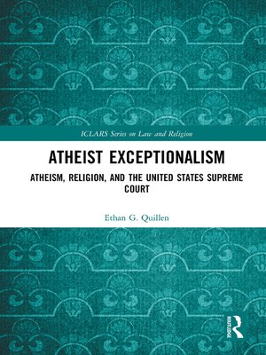 cover image of Atheist Exceptionalism