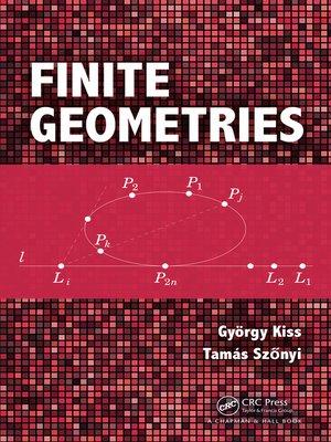 cover image of Finite Geometries