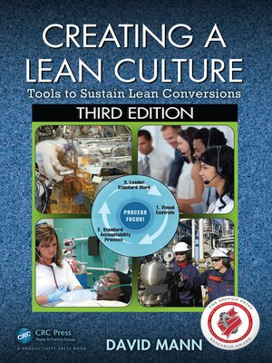 cover image of Creating a Lean Culture