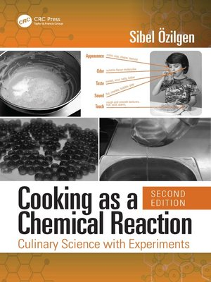 cover image of Cooking as a Chemical Reaction