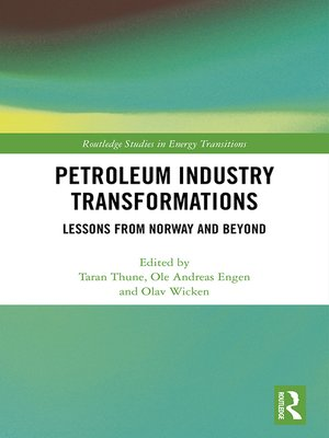 cover image of Petroleum Industry Transformations