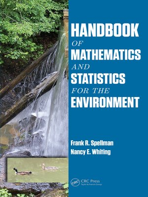 cover image of Handbook of Mathematics and Statistics for the Environment