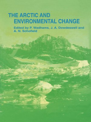 cover image of Arctic and Environmental Change