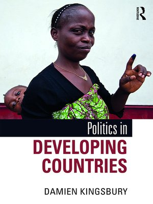cover image of Politics in Developing Countries