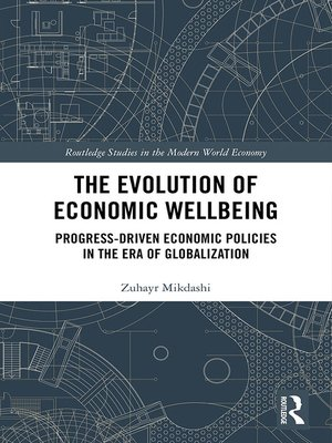 cover image of The Evolution of Economic Wellbeing