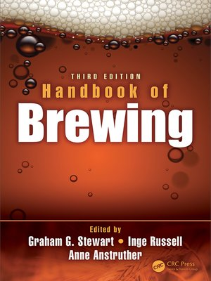 cover image of Handbook of Brewing