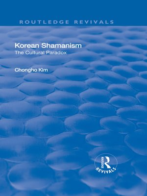 cover image of Korean Shamanism