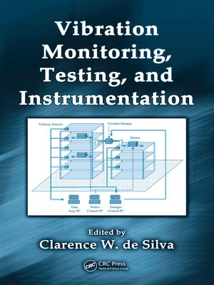cover image of Vibration Monitoring, Testing, and Instrumentation