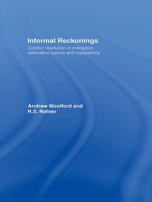 cover image of Informal Reckonings