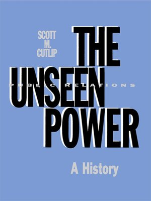 cover image of The Unseen Power