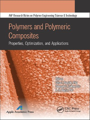 cover image of Polymers and Polymeric Composites