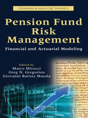 cover image of Pension Fund Risk Management