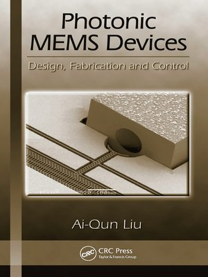cover image of Photonic MEMS Devices