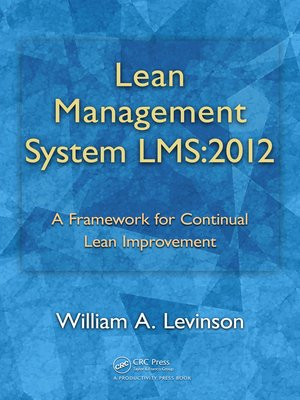 cover image of Lean Management System LMS