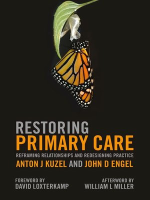 cover image of Restoring Primary Care