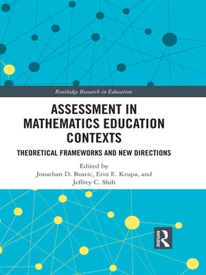 cover image of Assessment in Mathematics Education Contexts