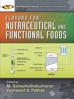 cover image of Flavors for Nutraceutical and Functional Foods