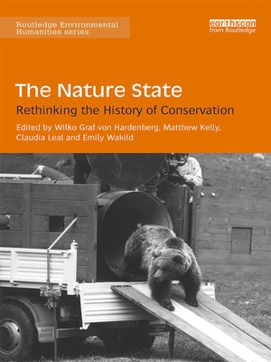 cover image of The Nature State
