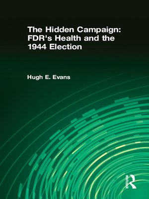cover image of The Hidden Campaign