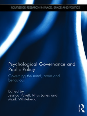 cover image of Psychological Governance and Public Policy