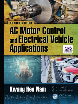 cover image of AC Motor Control and Electrical Vehicle Applications