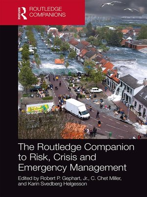 cover image of The Routledge Companion to Risk, Crisis and Emergency Management