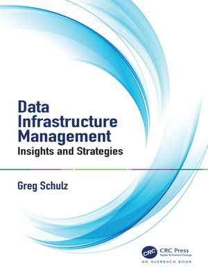 cover image of Data Infrastructure Management