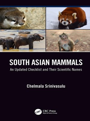 cover image of South Asian Mammals