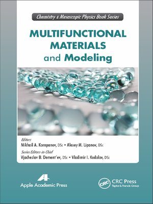cover image of Multifunctional Materials and Modeling