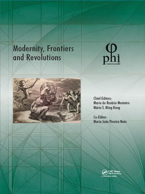 cover image of Modernity, Frontiers and Revolutions
