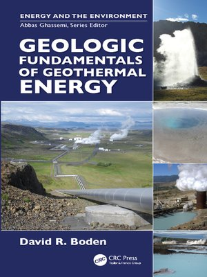 cover image of Geologic Fundamentals of Geothermal Energy