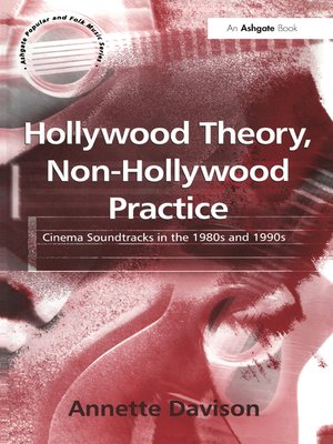 cover image of Hollywood Theory, Non-Hollywood Practice