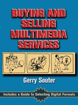 cover image of Buying and Selling Multimedia Services