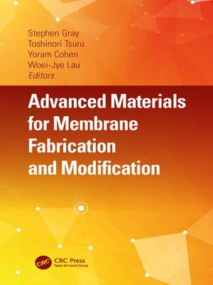 cover image of Advanced Materials for Membrane Fabrication and Modification