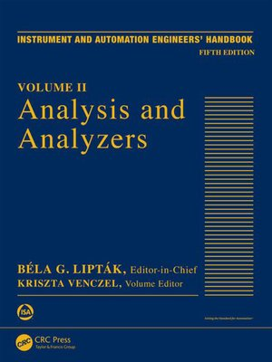 cover image of Analysis and Analyzers