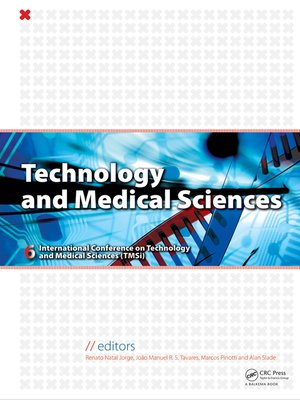 cover image of Technology and Medical Sciences