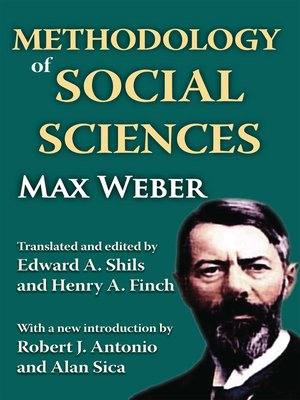 cover image of Methodology of Social Sciences