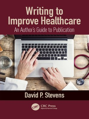 cover image of Writing to Improve Healthcare