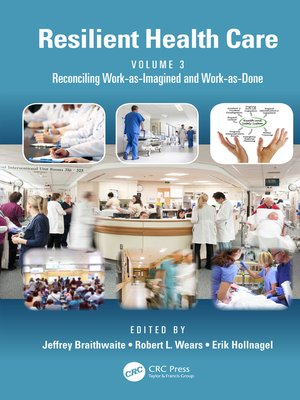 cover image of Resilient Health Care, Volume 3