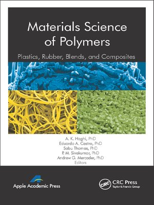 cover image of Materials Science of Polymers