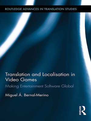 cover image of Translation and Localisation in Video Games