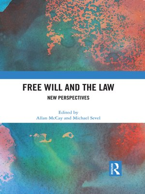 cover image of Free Will and the Law